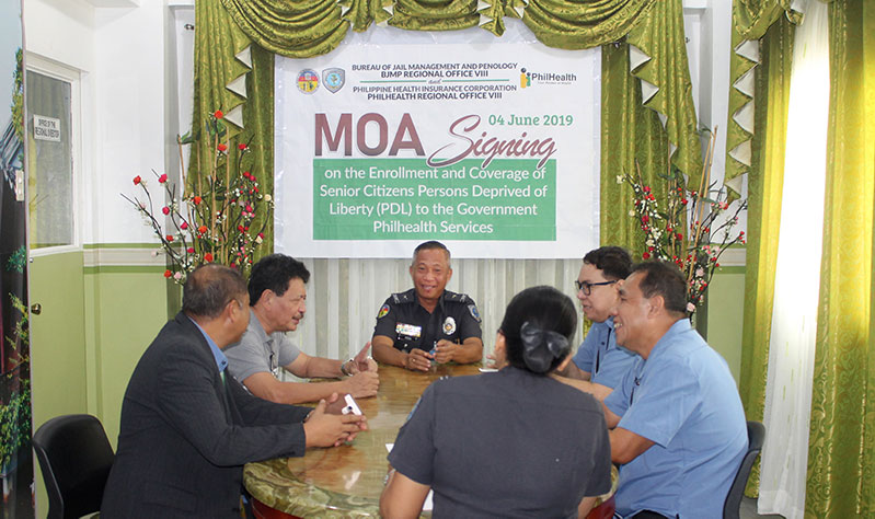 MOA Signing with PhilHealth