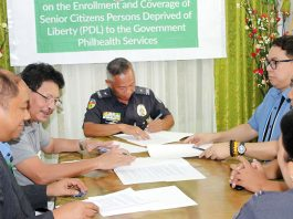 MOA Signing Between PhilHealth and BJMP8