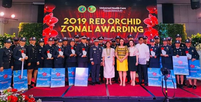 BJMP8 Receives Red Orchid Awards